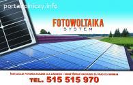 Instalacje PV, instalacje fotowoltaiczne