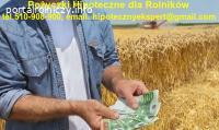 Ważna Informacja Dla Rolników Poszukujących Pożyczki Hipotec