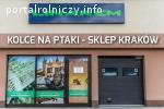 Kolce na ptaki Kraków. Kolce przeciw ptakom sklep Kraków.