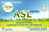 Sprzedam nawóz organiczno-mineralny A.S.L. (N8/S9)