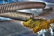 Wąż do zboża fi 160 - węże do dmuchawy zbożowej
