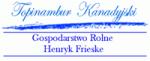 Gospodarstwo Rolne Henryk Frieske